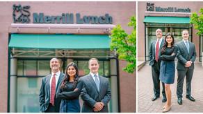Professional Headshots for Merrill Lynch - Boulder, Colorado Photographer
