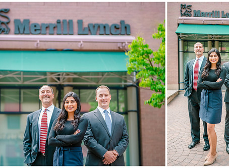 Professional Headshots for Merrill Lynch - Boulder, Colorado Photographer​