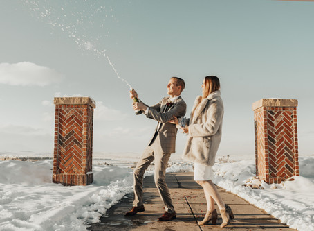 What You Need to Know for a Winter Elopement