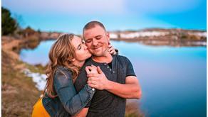 Morrison, Colorado Engagement Photos