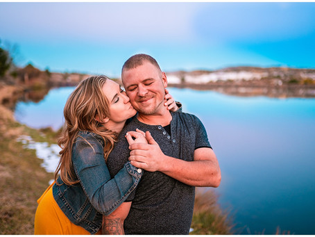 Morrison, Colorado Engagement Photos