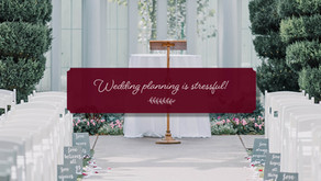 Wedding Planning is Stressful