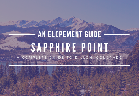 How to Plan an Adventure Elopement At Sapphire Point