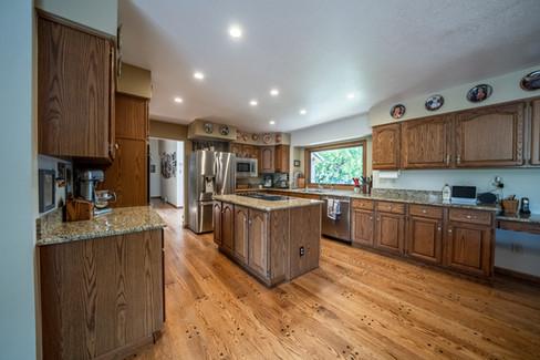 Hardwood Floor Refinish and installation