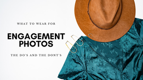 What to Wear in Engagement Photos