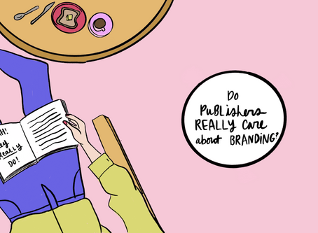 11 things that Authors can do right now to kickstart their branding