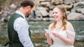 Colorado Micro Wedding