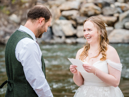 Colorado Micro Wedding