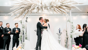 Colorado Backyard Wedding | Nikki and Dylan