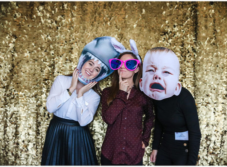 Pinnacle Club Photo Booth Corporate Event