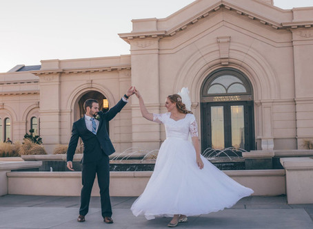 What are Mormon Weddings like?