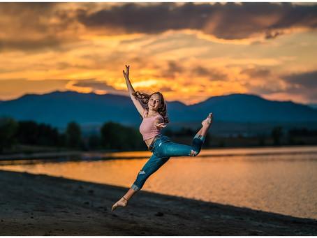 Brooke's Golden, Colorado Senior Photos