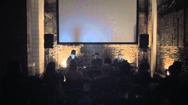 Marcello Lussana / Nerve / Eric Wong @ SPEKTRUM (2016)