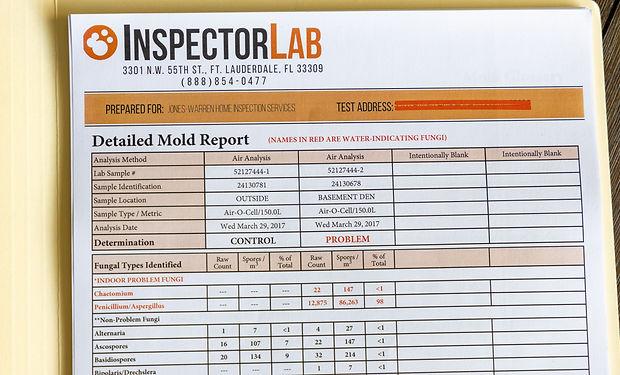 Mold Testing Birmingham, AL Atlanta, GA Mold Inspecion