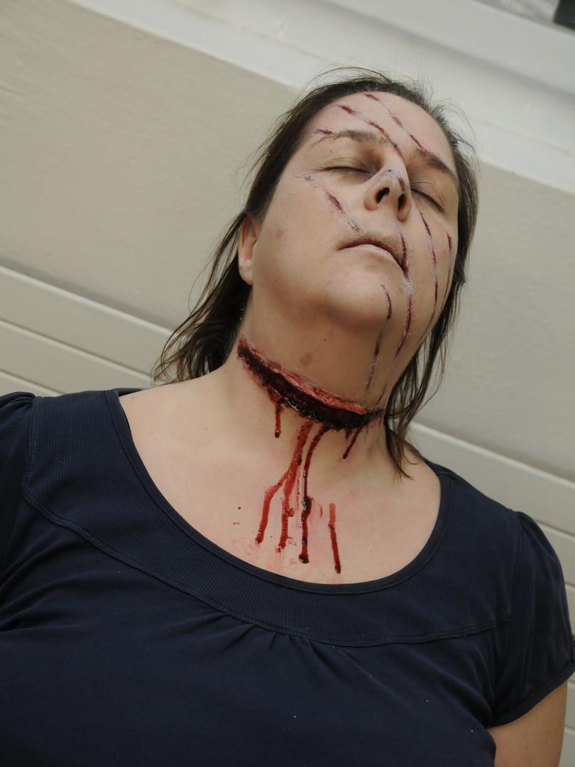 Messer-Mord