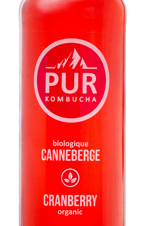 PUR Kombucha - Cranberry