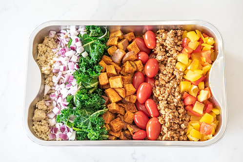 The Powerful Kale Bowl