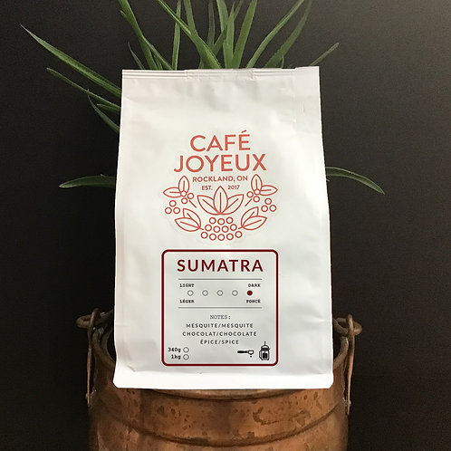 Coffee Beans - Sumatra