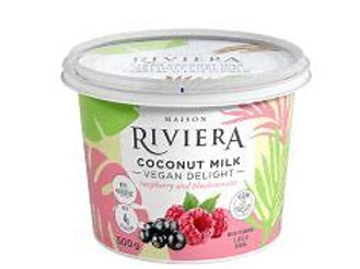 Maison Riviera Coconut Milk Raspberry and Blackcurrant