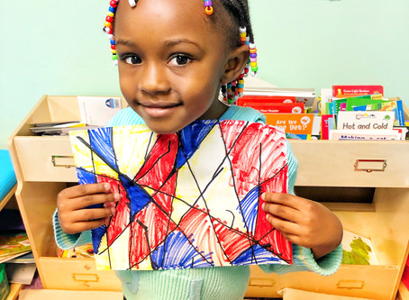 Why Does My Child Color in School?