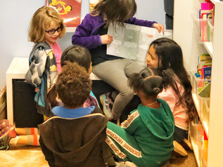 Tips to Promote Active Reading With Your Child