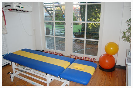 Krankengymnastik Physiotherapie Leer