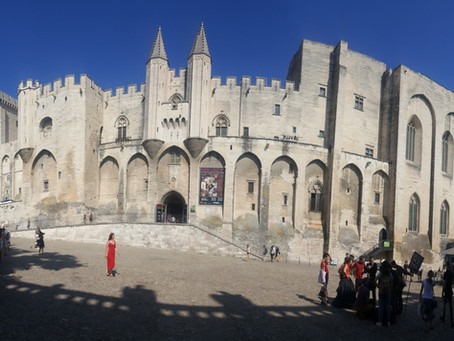 Avignon, tam je shon...