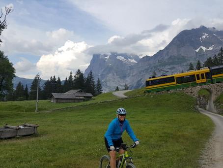 Výlet pod Jungfrau a Grindelwald
