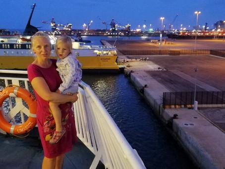 Proč neplout trajektem European Seaways