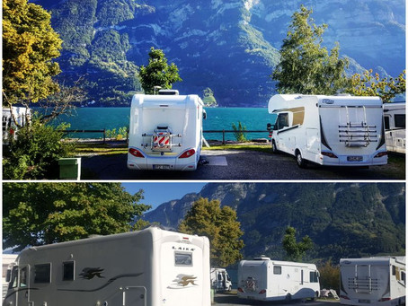Parkování ve Švýcarsku