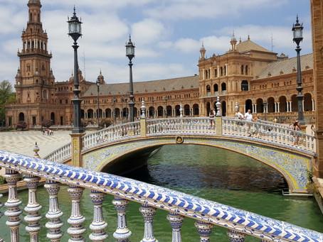 Nádherná Sevilla a ukradené památky