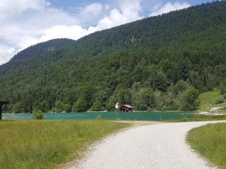 Kolmo kolem Walchensee do Urfelu