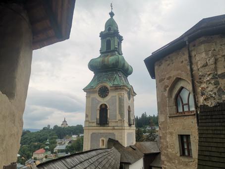 Banská Štiavnica aneb Max potřetí bydlíkem