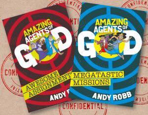 Amazing Agents of God