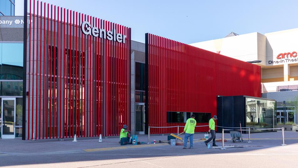Gensler at the Esplanade