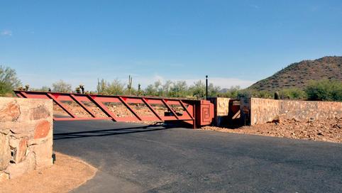 Taliesin West | Entry Gate