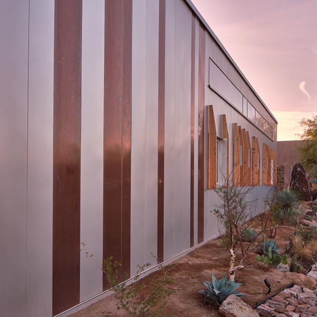 Exterior panels