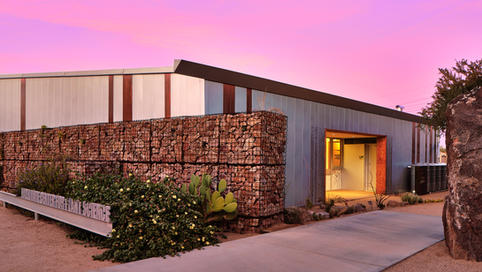 Ahearn Desert Conservation Laboratory