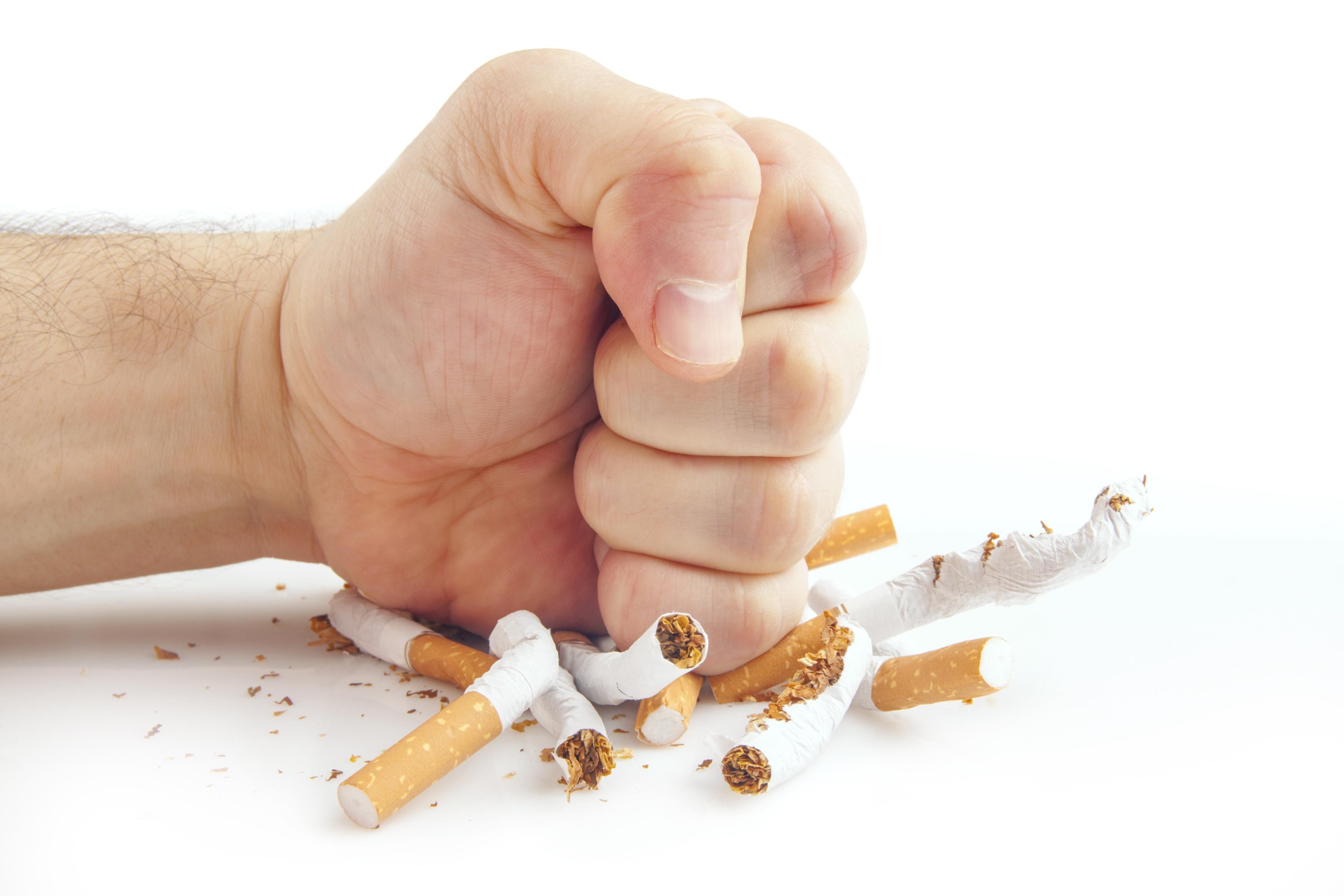Smoking cessation