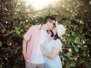Couples Portrait Session – Jetty Park Beach – Cape Canaveral, Florida