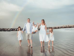 Family Beach Session – Jetty Park Beach – Cape Canaveral, Florida