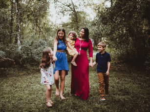 Fall Family Session – Mims, Florida