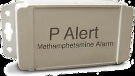 New Zealand made P Alert methamphetamine alarm