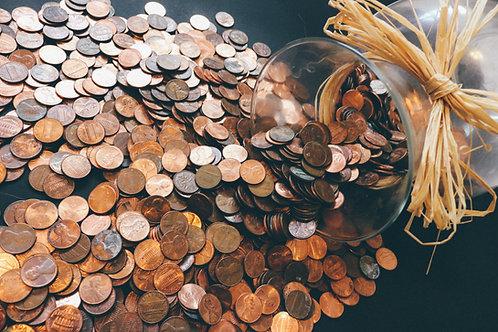 財運 Analysis of wealth