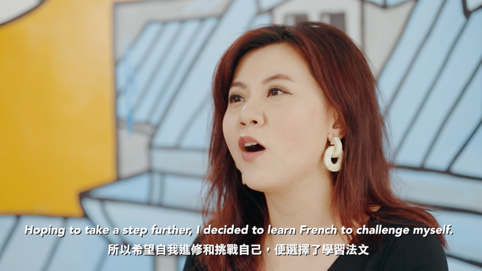 Interview--by Alliance Française de Hong Kong