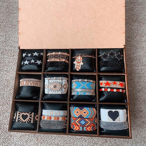 Caja personalizada 12 cajoncitos(validó sólo para CDMX)