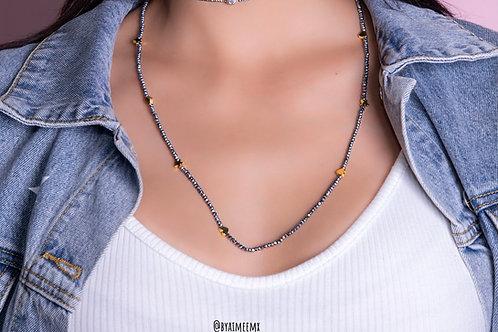 Collar brillante #1