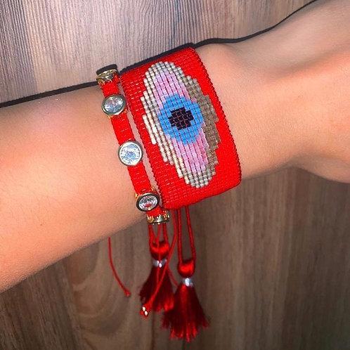 Set ojo rojo  #17