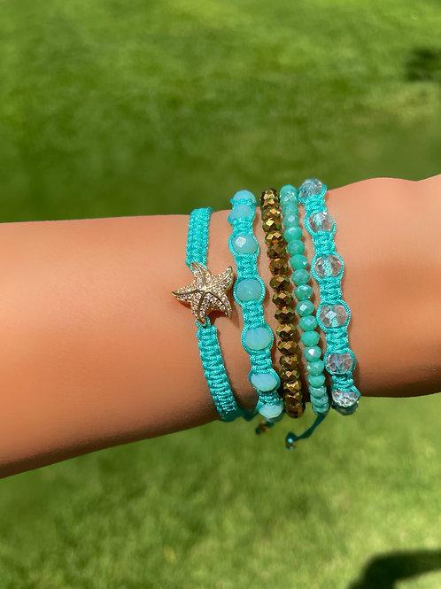 Set estrella de mar