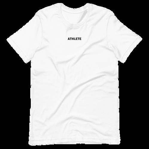the hive | ATHLETE | basic shirt | white | UNISEX